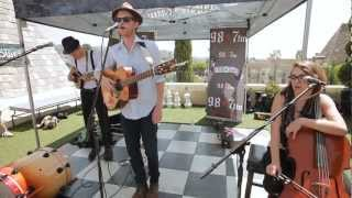 "987FM Penthouse: The Lumineers ""Charlie Boy"" Live Acoustic"