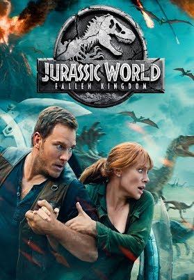 Jurassic World 2 El Reino Caído Trailer Español 2018 Youtube