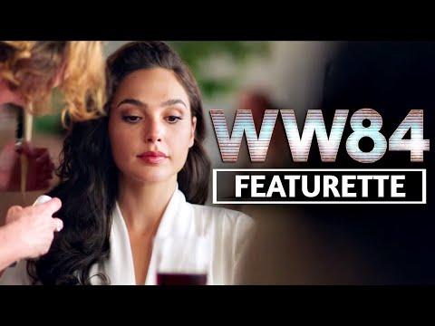 WONDER WOMAN 1984 Making Of Behind The Scenes 2020 Gal Gadot Action Adventure HD