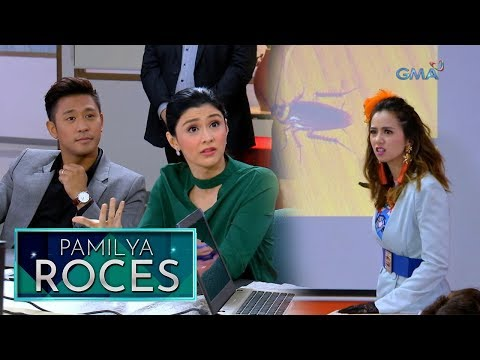 Pamilya Roces: Amber's disastrous report   Episode 7