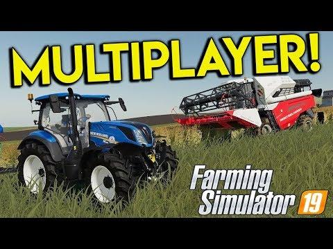 BAD FARMERS BUY A FARM & TRY TO MAKE MILLIONS! - Farming Simulator Multiplayer 19 Gameplay thumbnail