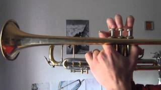 Muse - City of delusion (trumpet solo + sheet music NEW DOWNLOAD LINK)