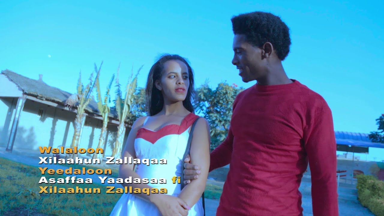 Ethiopian Music: Xilaahun Zallaqa (Jibba Hin Beekuu) New Ethiopian
