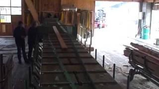 Besäumeranlage Esterer DKV-X/ www.sawmachines.com