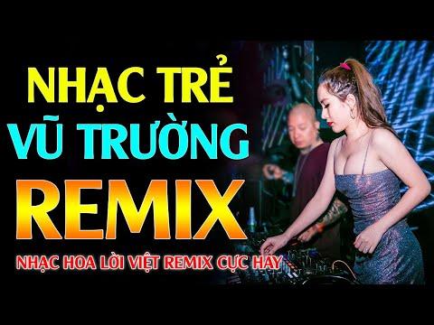 LK Nhạc Trẻ Remix Cực Bốc - Nhạc Sàn Vũ Trường Hay Nhất - Nhạc Trẻ Sôi Động 7x 8x 9x #33