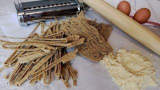How To Make Keto Pasta | Keto Dried Pasta Recipe | How To Make Keto Dried Pasta