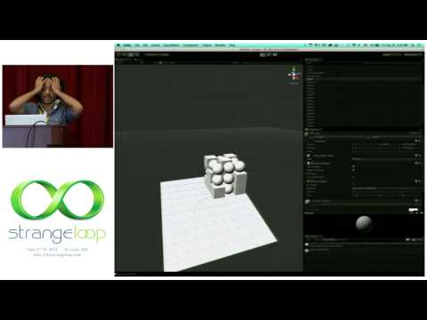 """Clojure in Unity 3D: Functional Video Game Development"" by Ramsey Nasser and Tims Gardner"