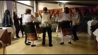 Gruppo Tsambal ,danza Rumena Alunelu