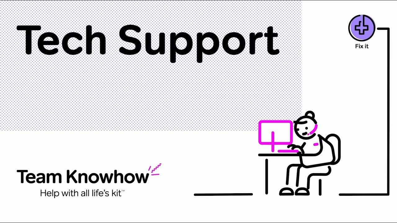 Knowhow Care Plan >> Tech Support Team Knowhow