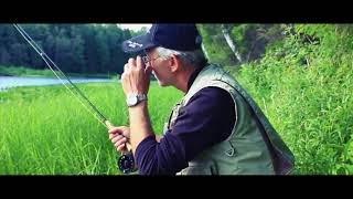 Первый полнометражный фильм о ловле хариуса нахлыстом и вязании реалистичных муш