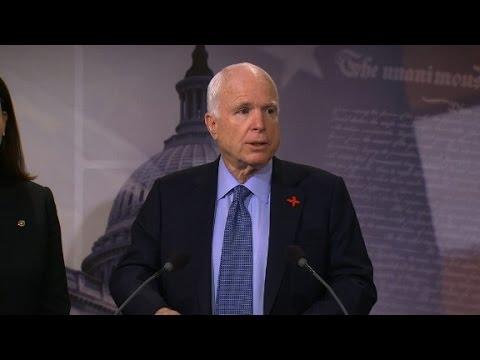 McCain jabs Pruitt on climate change