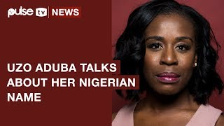Uzo Aduba Recounts Childhood Experiences Her Nigerian Name Brought Her | Pulse TV