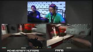 rtx 2015 achievement hunter plays rocket league prop hunt