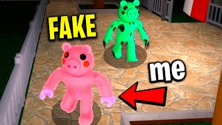 FAKE PIGGY Trolling in Roblox Piggy.. (Chapter 8)
