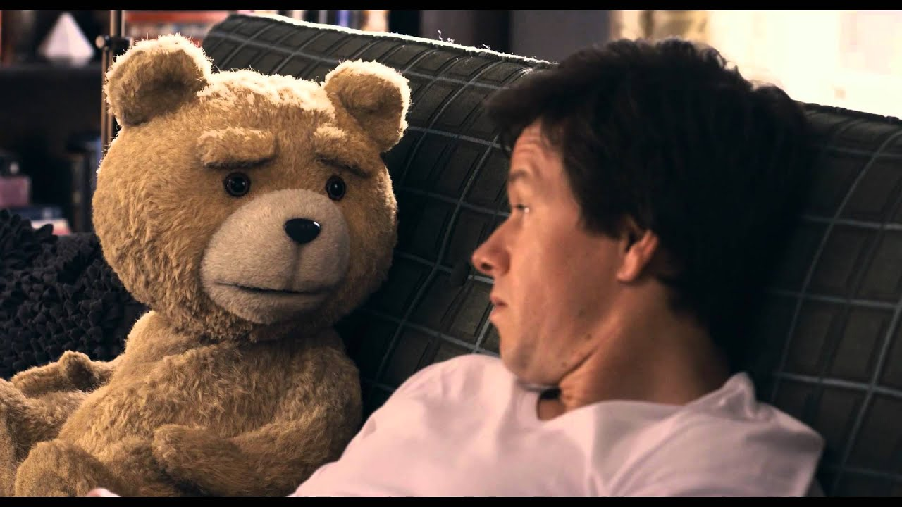 Ted Official Restricted Trailer -- from Seth MacFarlane, creator of Family Guy