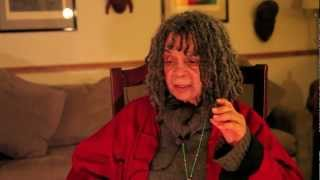 Sonia Sanchez on how Peace is a Verb...