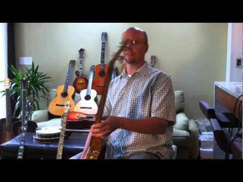 The Cool Axes of Anthony Kost -- Part 1