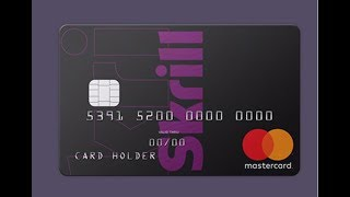 How to Apply Skrill Prepaid Master Card in FREE for VIP Account Holders ?