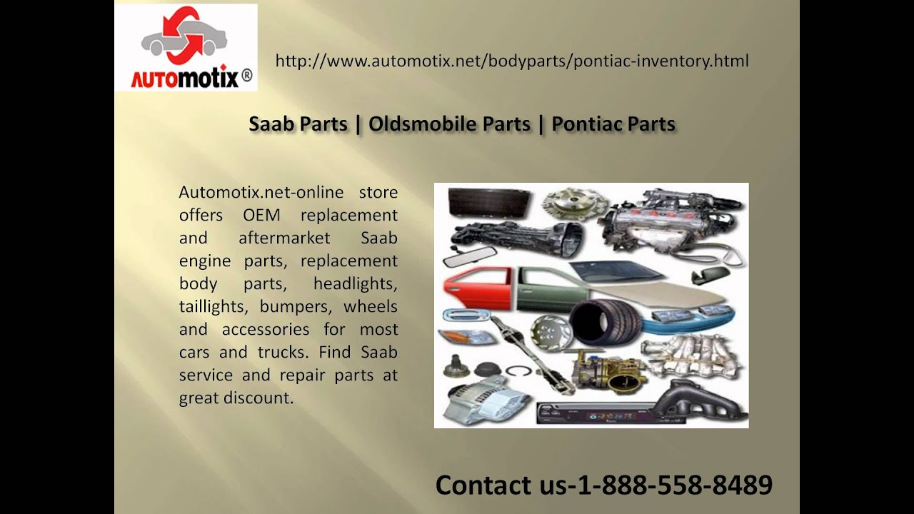 Oem Replacement And Aftermarket Auto Parts Online
