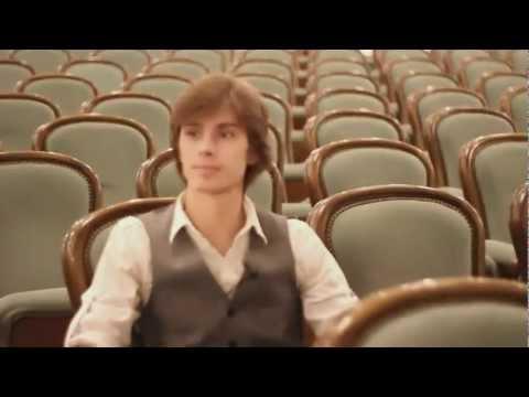 Artem OVCHARENKO. Ballet dancer. BOLSHOI  Theatre (subtitle)