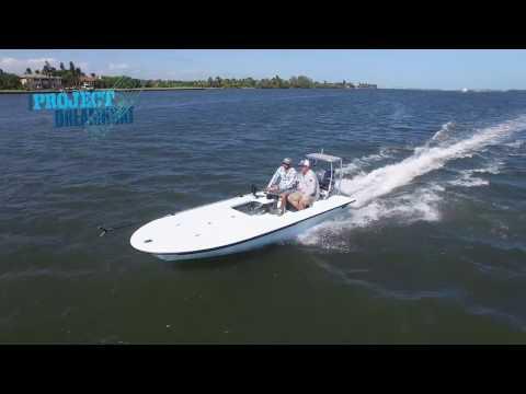 Florida Sportsman Project Dreamboat - Seacraft Splash, 18 Whaler Intro