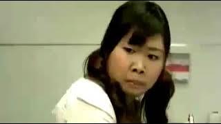 Японский прикол с сиськами