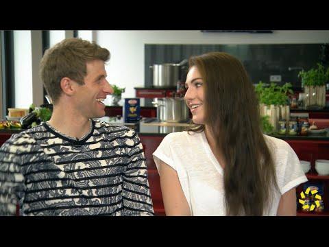 Lisa und Thomas Müller im Liebes-Interview