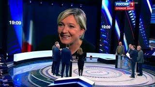 Marine Le Pen im russischen TV zu Trumps Wahlsieg: Es ist globale Revolution!