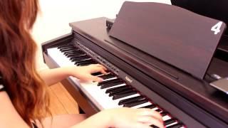 [Piano Cover] BIGBANG Medley - Haru Haru, Heaven, Lies, Tonight