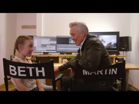 Holiday movie making tips with Martin Kemp and Beth Ward': Sunrise and sunset