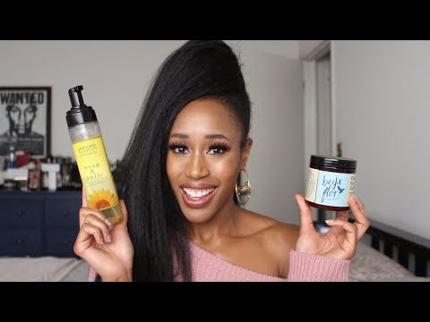 My Ride or Die Hair Products (Updated for 2017) | 4C Hair