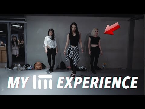 MY 1MILLION DANCE STUDIO  EXPERIENCE