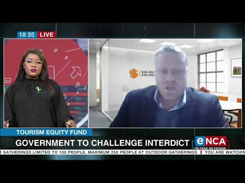 Tourism Equity Fund | Government to challenge interdict