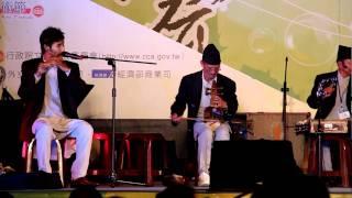 2010恆春國際民謠音樂節..尼泊爾卡薩滿達樂團...[悠遊墾丁]