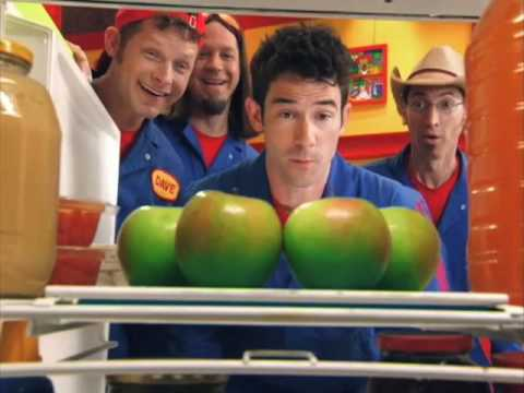 Imagination Movers - My Favorite Snack