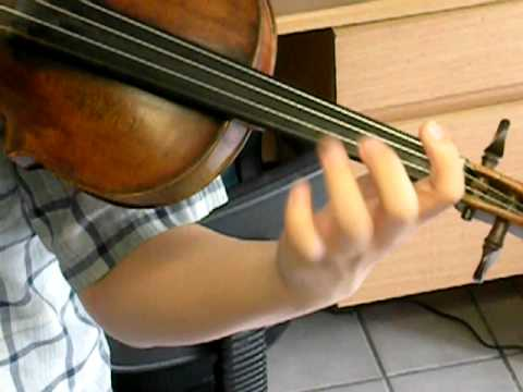 Gavotte in D major  ガボット J.S. Bach - Suzuki Violin School Vol. 3, number 6