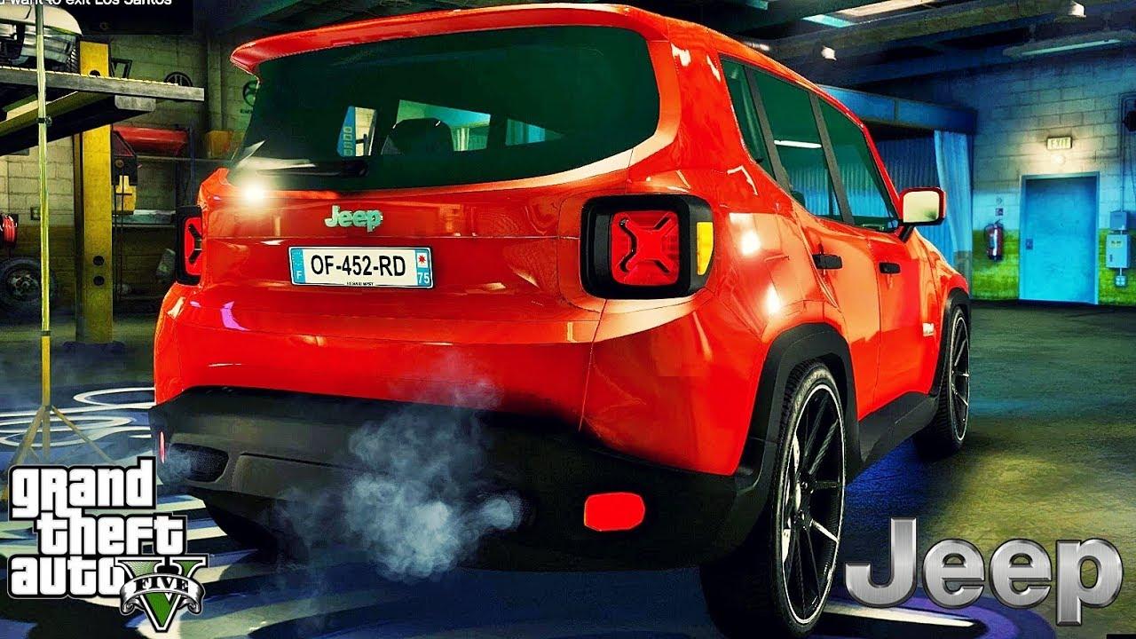 Jeep Renegade Tuning >> Jeep Renegade Tuning Gta V Msi Geforce Gtx 1080 Ti Gaming X