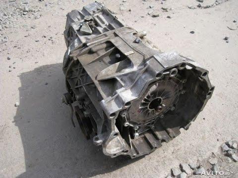 Замена автоматической коробки передач на ауди А4, 2003 года.