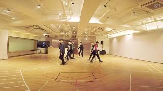 EXO - Oh lalala (Dance Practice) Full HD