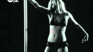 Kate Moss & White Stripes - l Just Don't Know What To Do With Myself