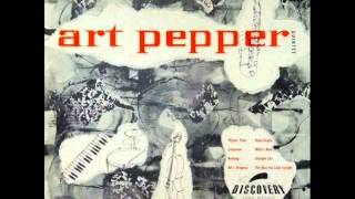 Art Pepper Quintet - Straight Life