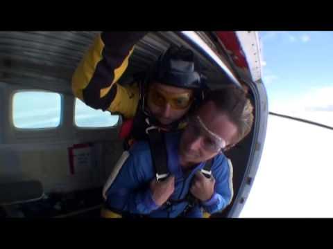 Tandem Skydive - August 3rd 2014, Skydive Burnaby