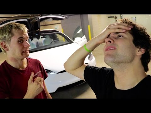 Thumbnail: MY ROOMMATE CRASHED MY CAR!!