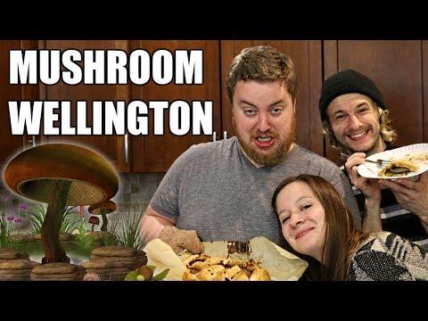How To Make Vegan Mushroom Wellington
