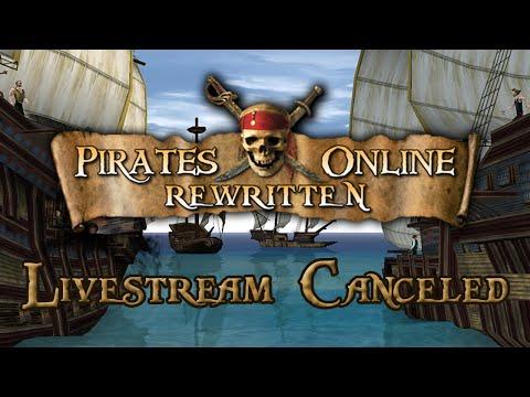 POR: Livestream Canceled