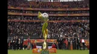 FIFA WOMEN'S WORLD CUP GERMANY 2011 なでしこジャパン ~世界を魅了し...