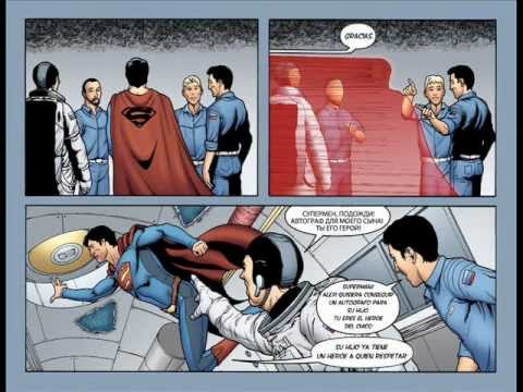 Smallville Temporada 11 Comic # 1