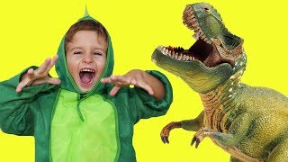 Dinosaurs Song and More Nursery Rhymes by LETSGOMARTIN