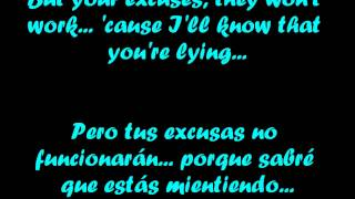 Birdy - Without a word lyrics/español