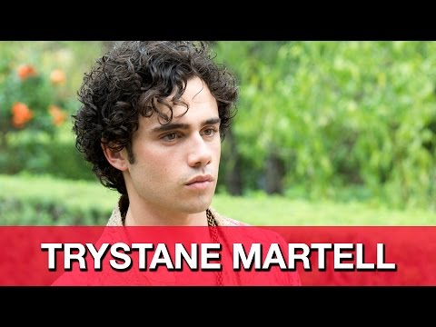 Game of Thrones Trystane Martell Interview - Toby Sebastian